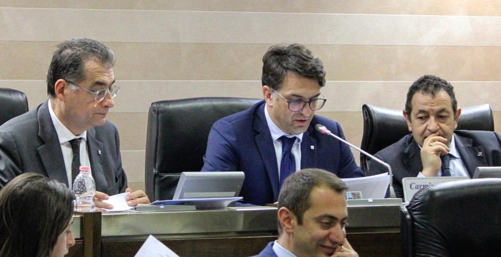 Martedì 29 ottobre si riunisce il Consiglio regionale