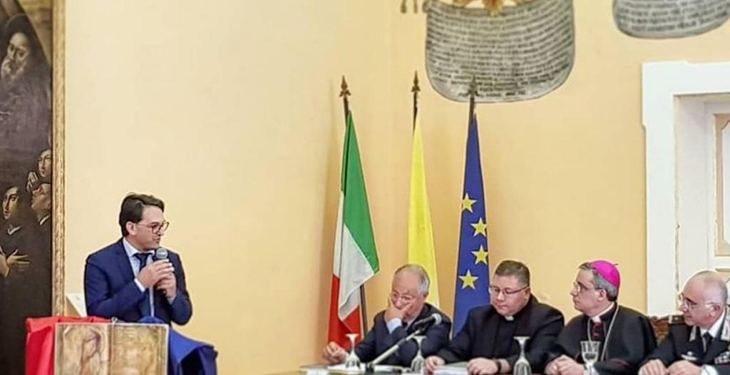 """Presidente Cicala: """"Salvo D'Acquisto, carità e legalità"""""""