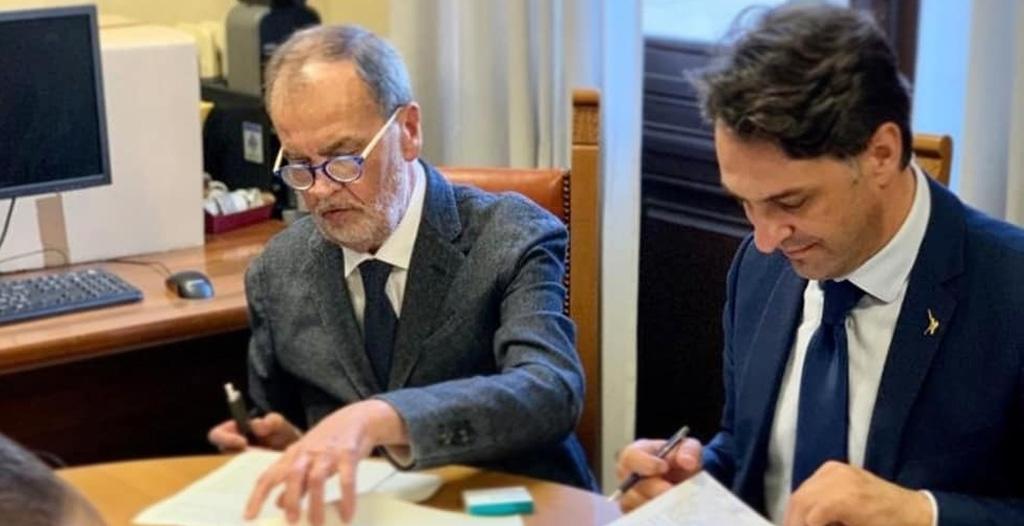 Cicala a Roma per una due giorni sulla legge elettorale