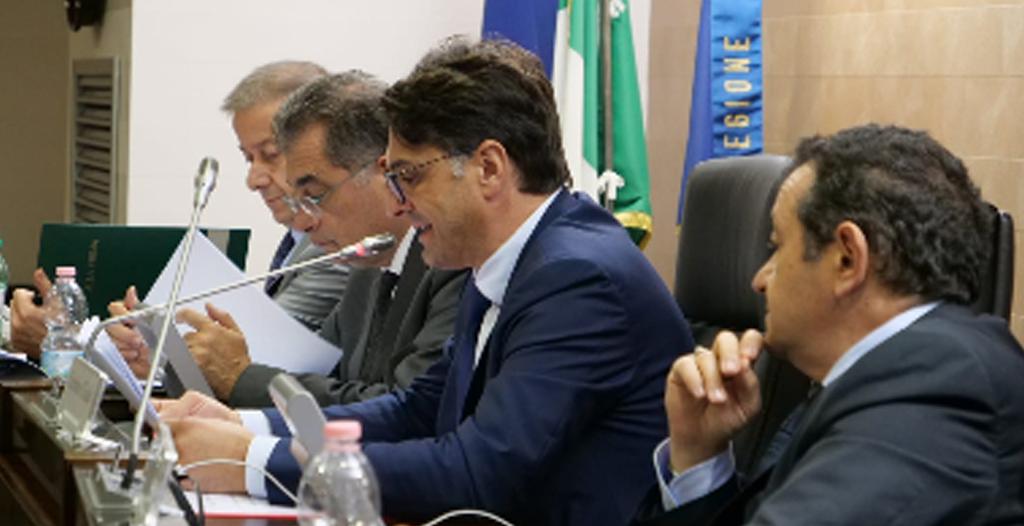 Consiglio regionale, rinviata seduta