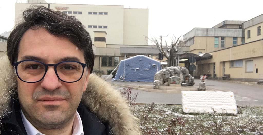 Covid-19: riapre l'ospedale di Villa D'Agri