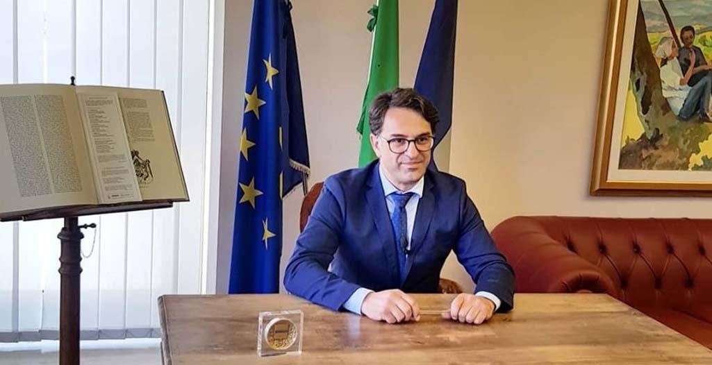 Pasqua: gli auguri del Presidente del Consiglio Carmine Cicala