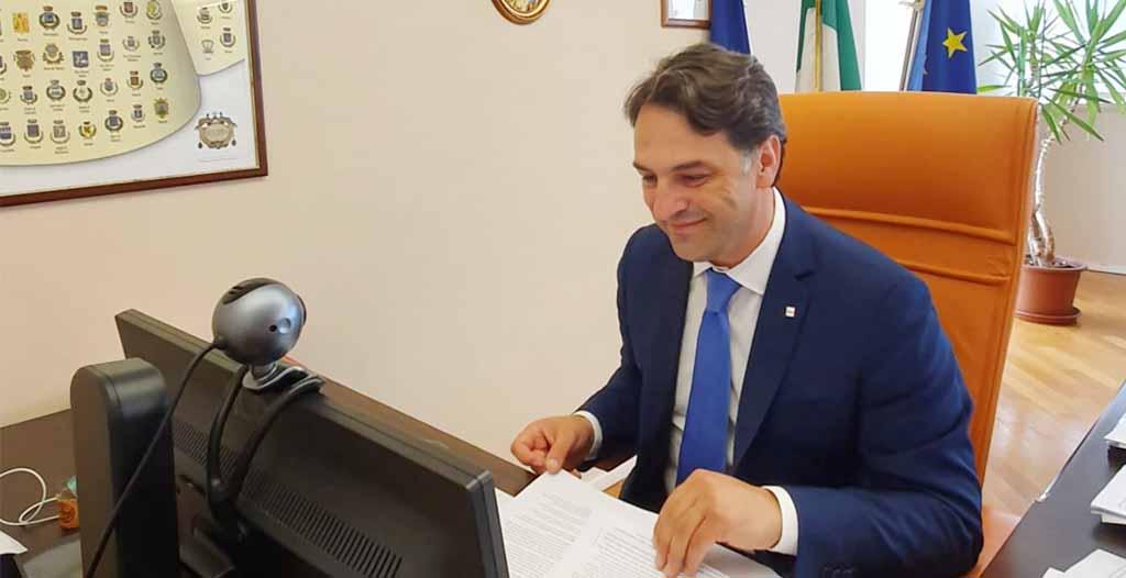 """Il Presidente Carmine Cicala """"Un altro risultato per la legalità"""""""